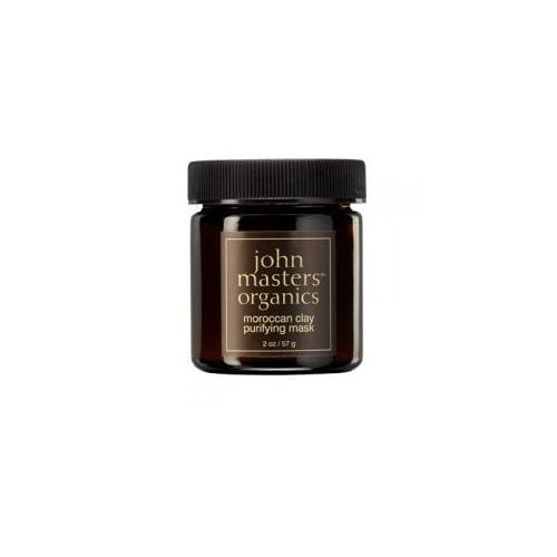 , maseczka głęboko oczyszczająca, 57g marki John masters organics