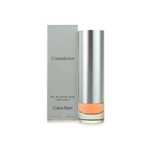 Calvin Klein Contradiction Woman Calvin Klein Contradiction woda perfumowana dla kobiet 50 mlml EdP