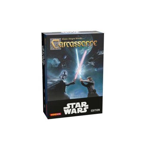 Carcassonne: edycja star wars. wersja polska. gra planszowa marki Bard