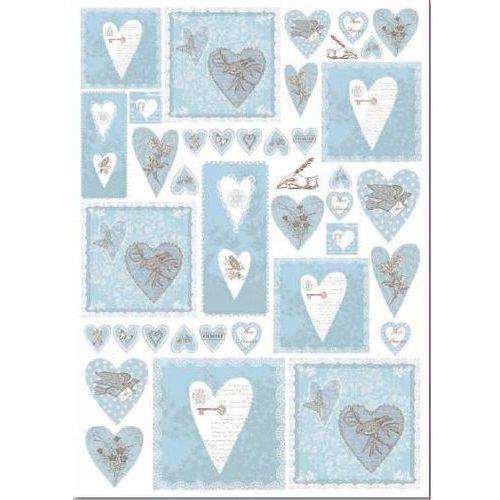 Papier klasyczny do decoupage Stamperia 50x70 cm - 370