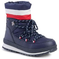 Śniegowce TOMMY HILFIGER - Technical Bootie T1B6-30536-0328 D Blue/Red/White Y019