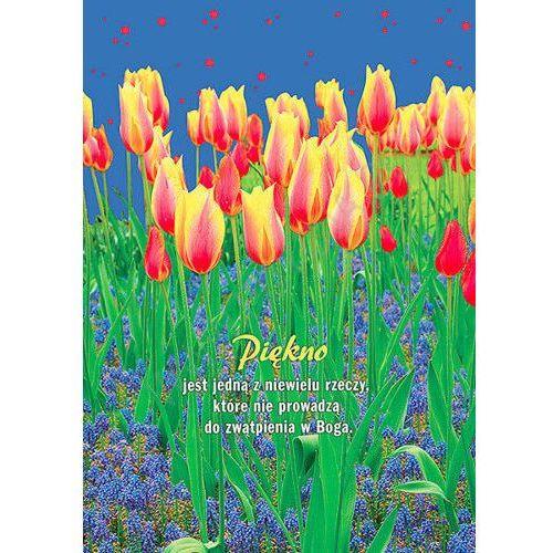 Kartka tulipan - piękno, brak zwątpienia marki Edycja św. pawła