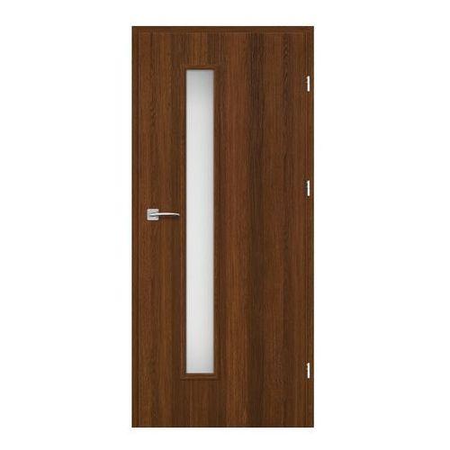 Drzwi pokojowe Exmoor 80 prawe orzech north