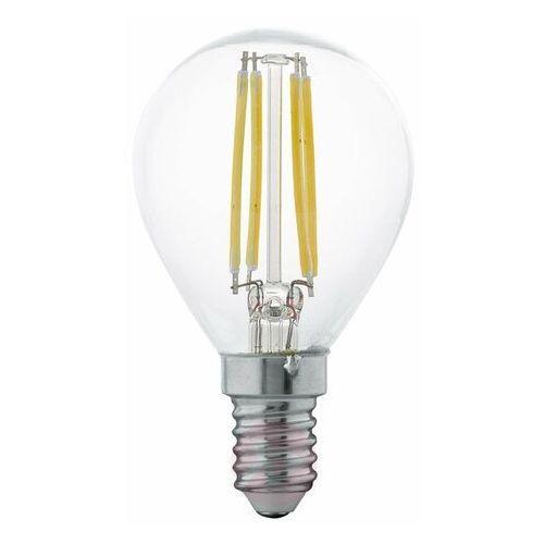 LED żarówka FILAMENT CLEAR E14/4W/230V - Eglo 11499, 11499