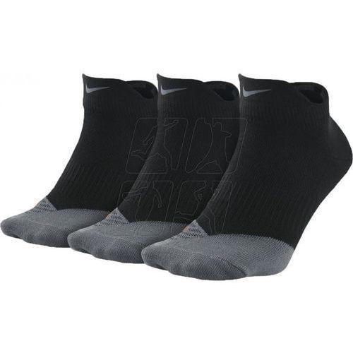 Skarpety  dri-fit lightweight low-quarter 3 pak sx4951-001 marki Nike