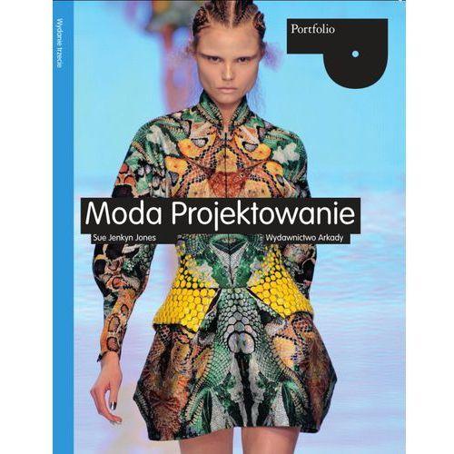 Moda Projektowanie, oprawa miękka