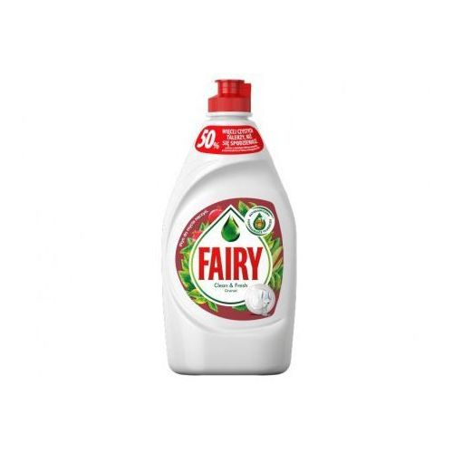 Procter & gamble Płyn do naczyń fairy 450ml granat (4015400956266)