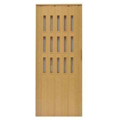 Gockowiak Drzwi harmonijkowe 008s 271 jasny dąb mat 80 cm