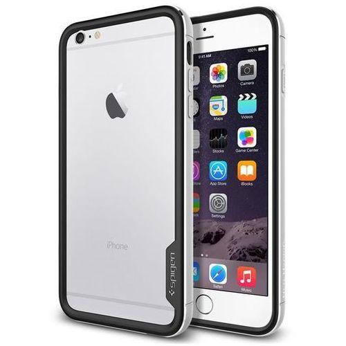 Etui SPIGEN do iPhone 6 Plus Case Neo Hybrid Ex Satynowo-Srebrny (8809404213830)