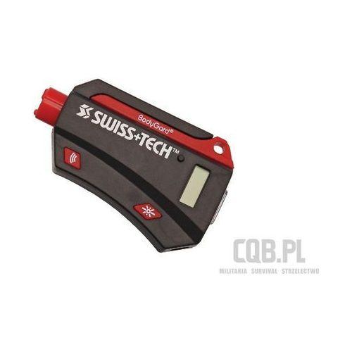 Multitool kierowcy Bodygard Swiss Tech XL7 Czarny