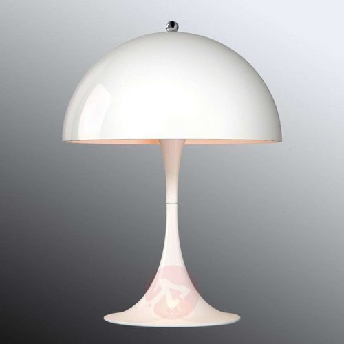 PANTHELLA - Lampe à poser LED Métal avec Variateur H33,5cm-