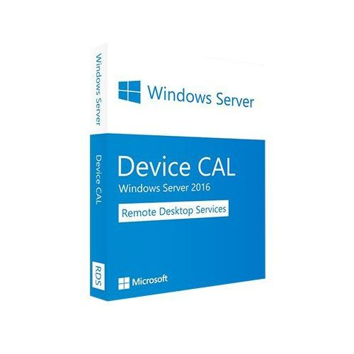 Microsoft Windows server 2016 rds device cal 32/64 bit