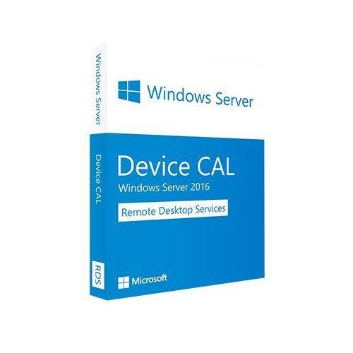 Windows server 2016 rds device cal 32/64 bit marki Microsoft