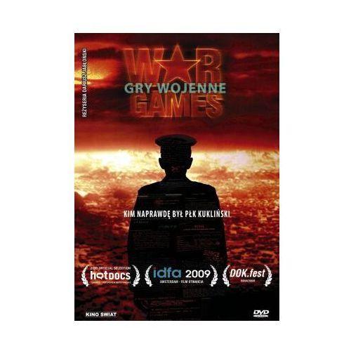 Gry wojenne (DVD) - Dariusz Jabłoński. DARMOWA DOSTAWA DO KIOSKU RUCHU OD 24,99ZŁ