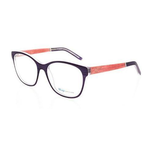 Okulary korekcyjne arica 04 marki Woodys barcelona