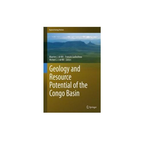 Geology And Resource Potential Of The Congo Basin (9783642294815)