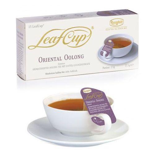Herbata leaf cup ooriental oolong 15x2,5g marki Ronnefeldt