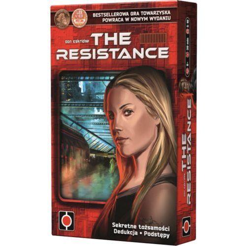 The resistance (edycja polska) - marki Portal games