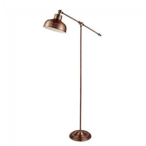 Searchlight Lampa stojąca macbeth miedź, 1-punktowy - nowoczesny - obszar wewnętrzny - macbeth - czas dostawy: od 10-14 dni roboczych