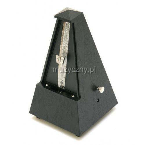 855161 903334 piramida metronom mechaniczny z akcentem, kolor czarny marki Wittner