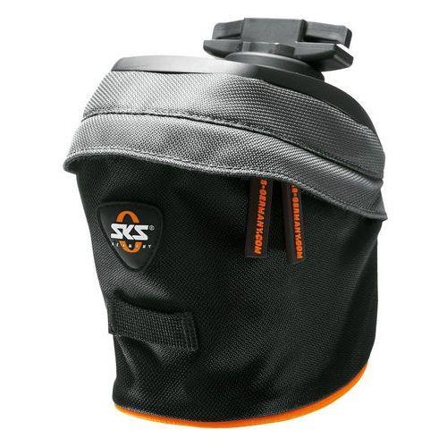 SKS Race Bag Torba rowerowa szary/czarny M 2018 Torebki podsiodłowe (4002556308575)