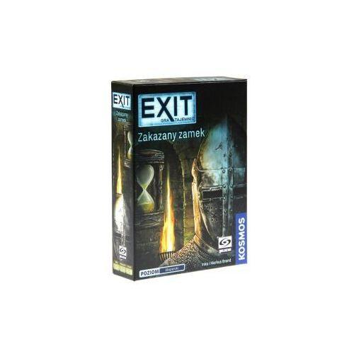Galakta Exit: gra tajemnic - zakazany zamek. gra planszowa