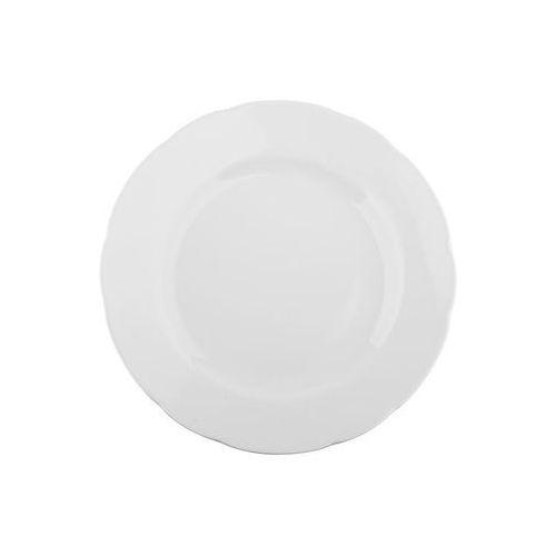 Naczynia porcelanowe kolekcja c/f - talerz płytki 19 cm biały marki Gastro / gastro c/f classic line