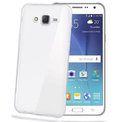 Etui CELLY GelSkin510 Samsung Galaxy J5 Przezroczysty - produkt z kategorii- Futerały i pokrowce do telefonów