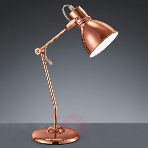 Trio 3005 lampa stołowa Brązowy, 1-punktowy - Nowoczesny - Obszar wewnętrzny - JASPER - Czas dostawy: od 4-8 dni roboczych (4017807268683)