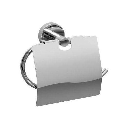 Uchwyt ścienny na papier toaletowy FOR YOU BISK (5901487011792)