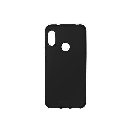 Xiaomi Mi A2 Lite - Mercury Goospery Soft Feeling - czarny
