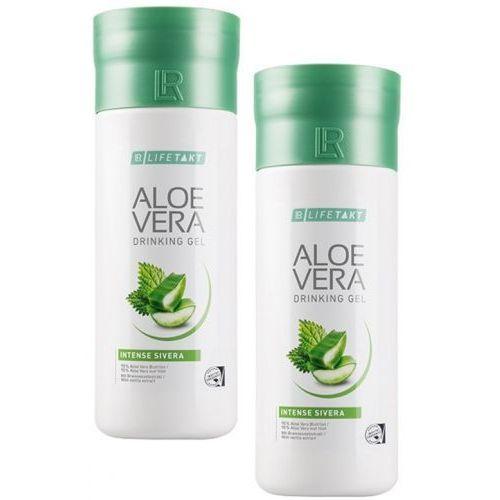 Żel do picia Aloe Vera Aloes Sivera z pokrzywą 2pak
