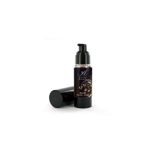 Olejek stymulujący rozgrzewający - Extase Sensuel Hot Oil Chocolate & Orange, eroplace_EX015A