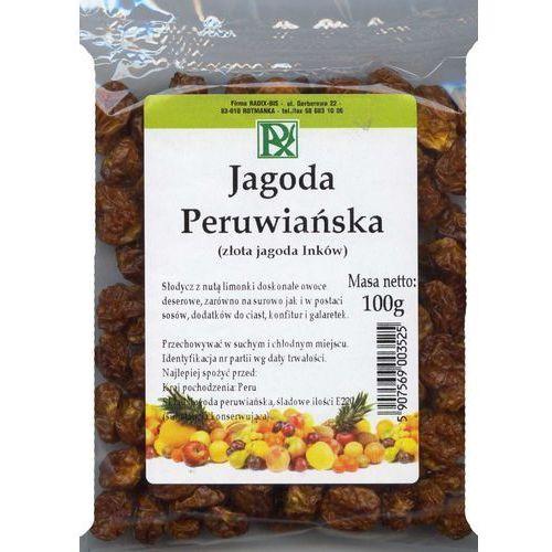 Radix Bis Jagoda Peruwiańska 100g (bakalie)