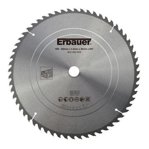 Tarcza do drewna 400 x 30 mm 60t marki Erbauer