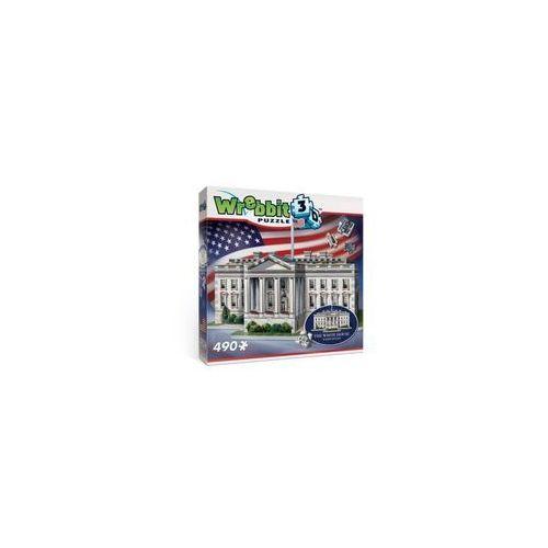 490 ELEMENTÓW Wrebbit puzzle, Biały Dom