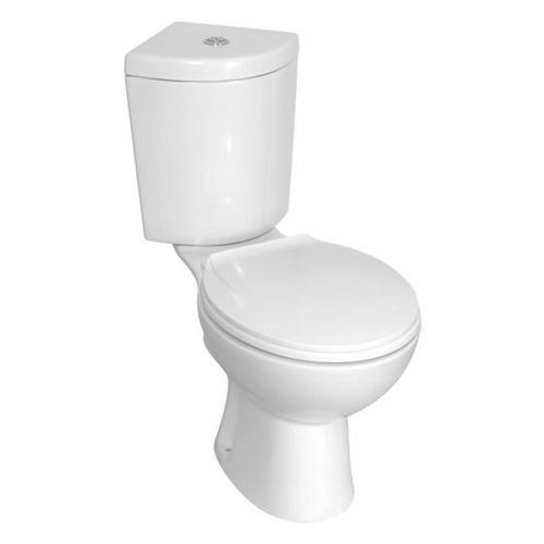 Kompakt WC narożny KR 61