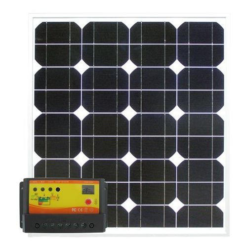 Centropol Bateria słoneczna fotton ftm-40w z regulatorem ładowania nv5 5a