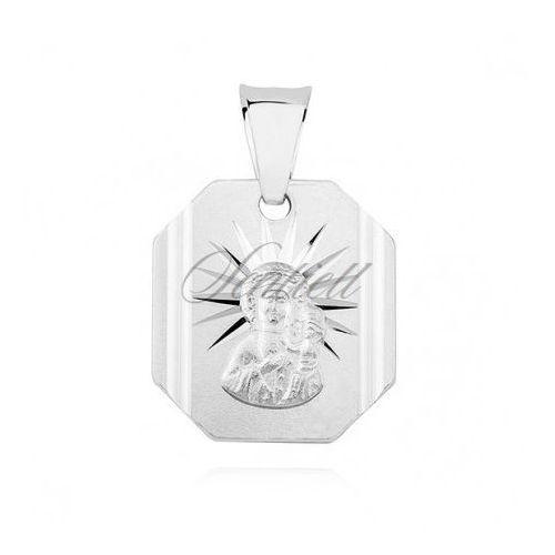 Silver (925) pendant Virgin Mary / Black Madonna - GMD038, GMD038