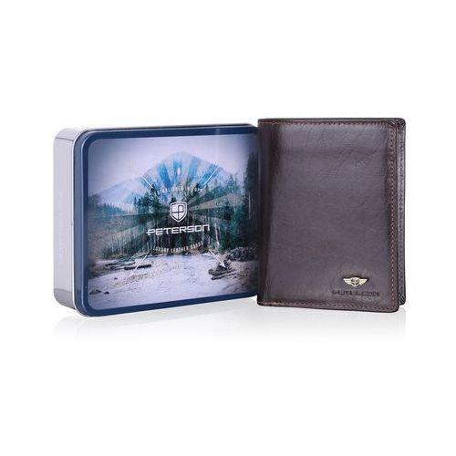 5aa2f5b45e72c Portfele i portmonetki Dla kogo  dla mężczyzny