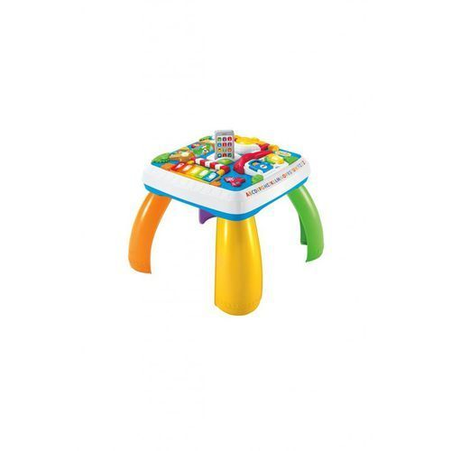 Mattel Fisher price ucz się i śmiej stolik interaktywny (0887961334517)
