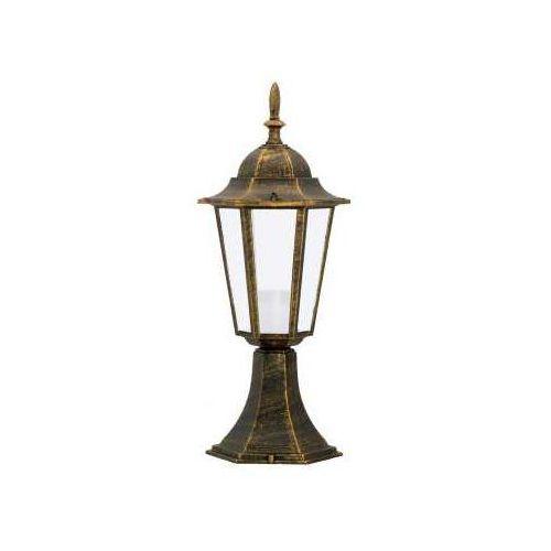 Lampa ogrodowa stojąca POLUX LIGURIA- patyna (5903137201973)