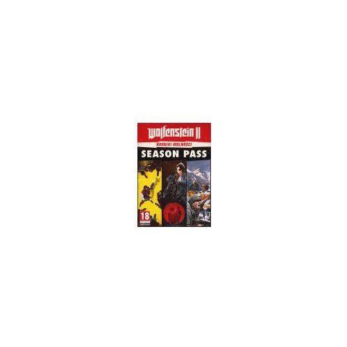 Wolfenstein 2 The New Colossus Kroniki Wolności Season Pass (PC)