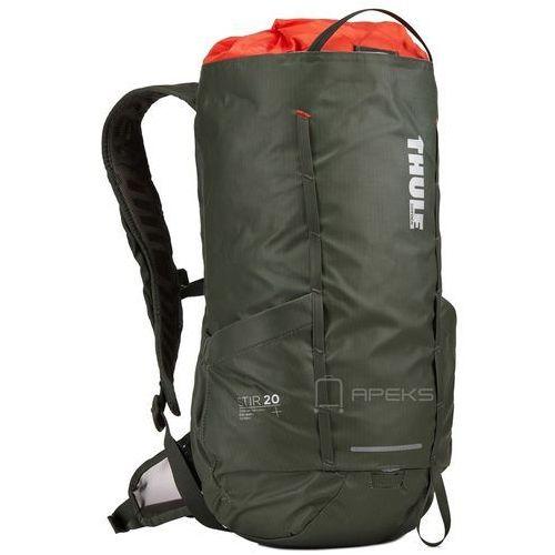 Thule stir 20l plecak turystyczny / wycieczkowy / dark forest - dark forest