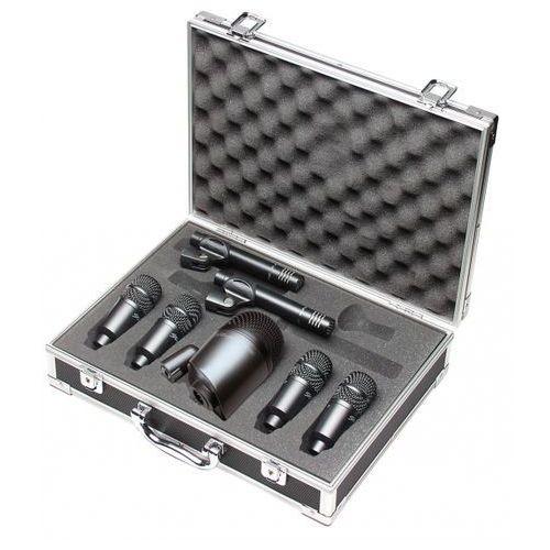 dms 5700 h - zestaw mikrofonów perkusyjnych marki Stagg