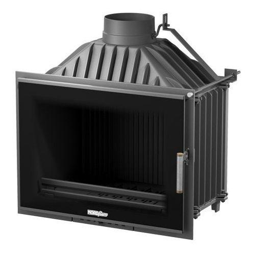 Wkład kominkowy NORDflam Torn Lux Eko 14 kW żeliwny