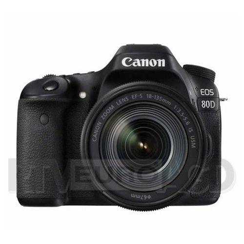OKAZJA - Canon EOS 80D