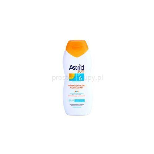 sun nawilżające mleczko do opalania spf 6 + do każdego zamówienia upominek. marki Astrid