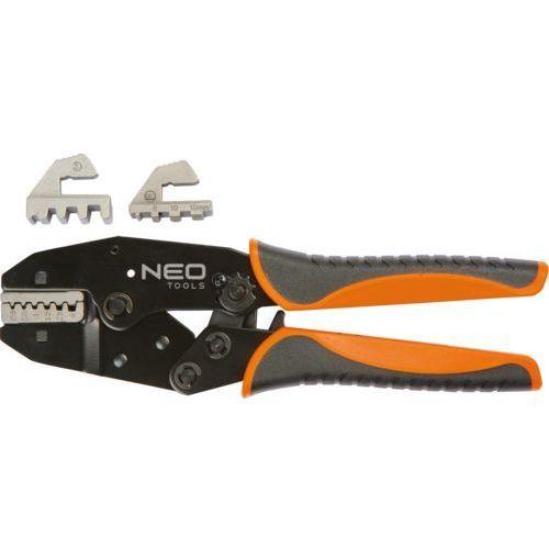 Szczypce do zaciskania końcówek tulejkowych NEO 01-506 22-6 AWG, T N01-506