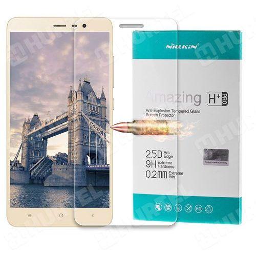 NILLKIN pancerne szkło hartowane Amazing H+ Pro Xiaomi Redmi Note 3 z kategorii Szkła hartowane i folie do telefonów